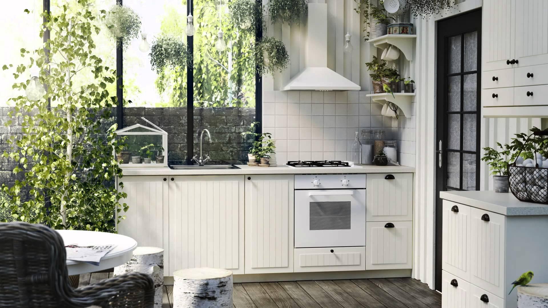 Puertas cocina ikea cheap con los armarios de cocina con - Ikea puertas de cocina ...