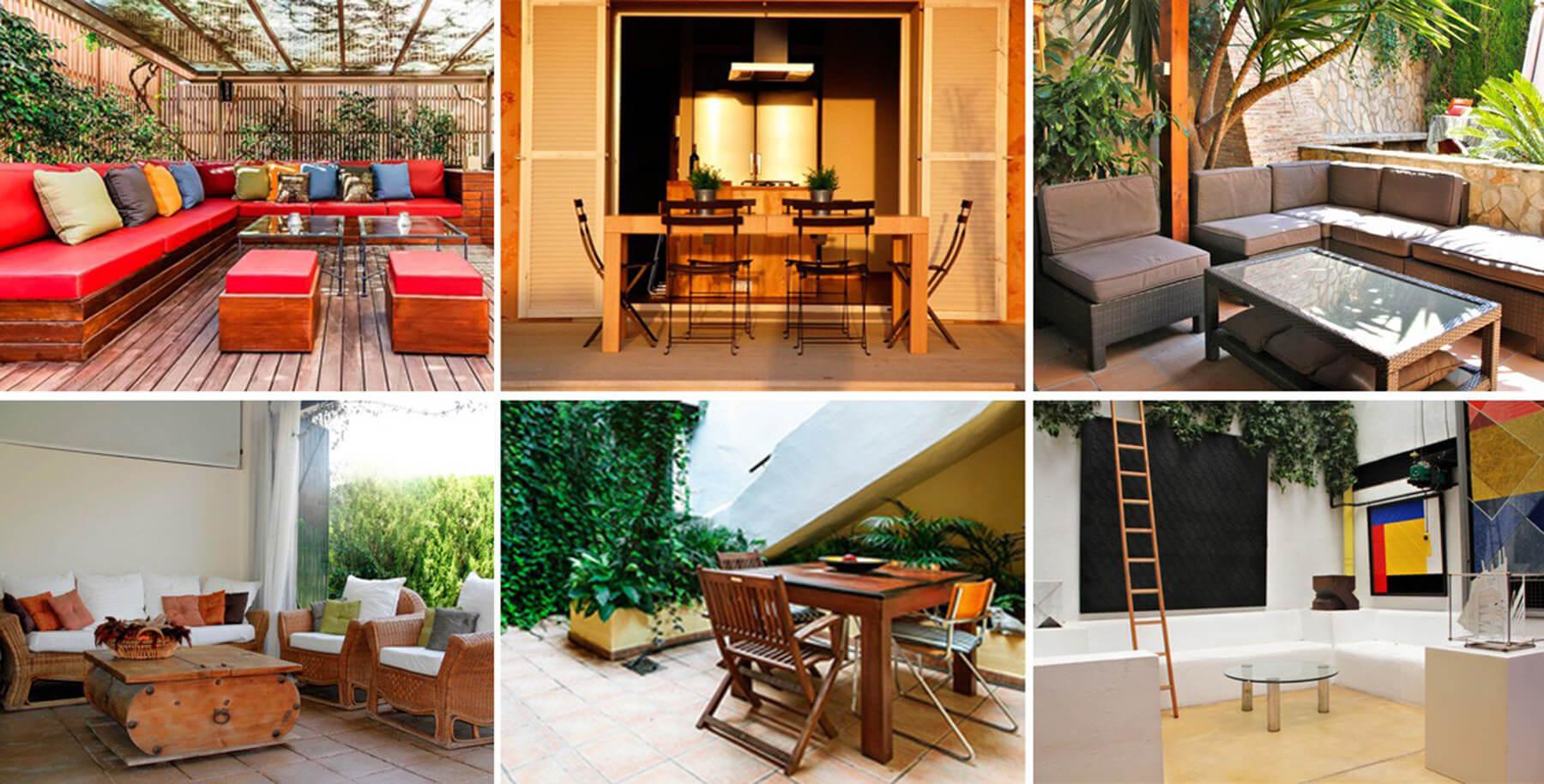 Cómo crear tu espacio \'chill out\' en una terraza de 6 metros ...